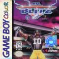 NFL Blitz Game Boy Color Front Cover