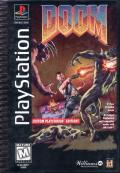 DOOM PlayStation Front Cover