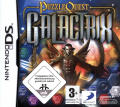 Puzzle Quest: Galactrix Nintendo DS Front Cover