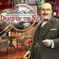 Agatha Christie: Death on the Nile Macintosh Front Cover