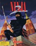 Last Ninja 2: Back with a Vengeance Commodore 64 Front Cover