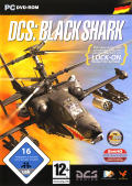 DCS: Black Shark Windows Front Cover
