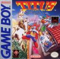 Titus the Fox: To Marrakech and Back Game Boy Front Cover