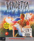 Vendetta Commodore 64 Front Cover