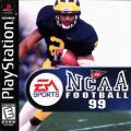 NCAA Football 99 PlayStation Front Cover