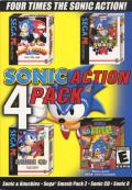 Sonic Action 4 Pack Windows Front Cover