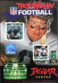 Troy Aikman NFL Football Jaguar Front Cover