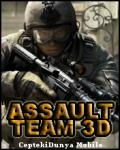 Assault Team 3D J2ME Front Cover
