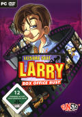 Leisure Suit Larry: Box Office Bust Windows Front Cover