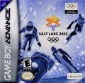 Salt Lake 2002 Game Boy Advance Front Cover