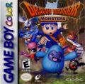 Dragon Warrior Monsters Game Boy Color Front Cover