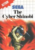 The Cyber Shinobi SEGA Master System Front Cover