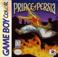 Prince of Persia Game Boy Color Front Cover