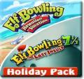 Elf Bowling Holiday Pack Windows Front Cover