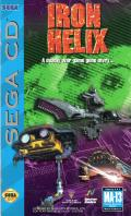 Iron Helix SEGA CD Front Cover