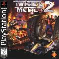 Twisted Metal 2 PlayStation Front Cover