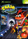 Crash Bandicoot: The Wrath of Cortex Xbox 360 Front Cover