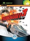 Burnout 3: Takedown Xbox 360 Front Cover