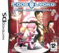 Code Lyoko: Fall of X.A.N.A Nintendo DS Front Cover