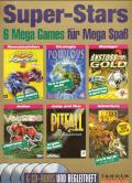 Super-Stars: 6 Mega Games für Mega Spaß Windows Front Cover