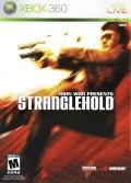 John Woo presents Stranglehold Xbox 360 Front Cover