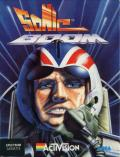 Sonic Boom ZX Spectrum Front Cover