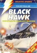 Black Hawk ZX Spectrum Front Cover