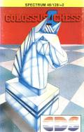 Colossus Chess 4 ZX Spectrum Front Cover