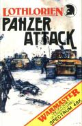 Panzer Attack ZX Spectrum Front Cover