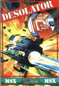 Desolator MSX Front Cover