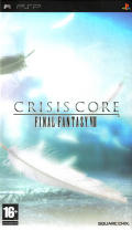 Crisis Core: Final Fantasy VII (Special Edition) PSP Front Cover