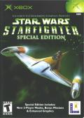 Star Wars: Starfighter Xbox Front Cover