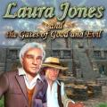 Laura Jones and the Gates of Good and Evil Macintosh Front Cover