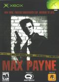 Max Payne Xbox Front Cover
