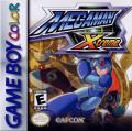 Mega Man Xtreme Game Boy Color Front Cover