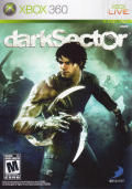 Dark Sector Xbox 360 Front Cover