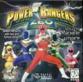 Power Rangers Zeo Versus The Machine Empire Macintosh Front Cover