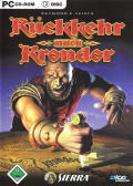Return to Krondor Windows Front Cover