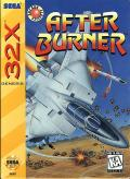 After Burner II SEGA 32X Front Cover