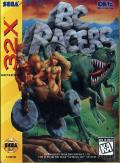 BC Racers SEGA 32X Front Cover