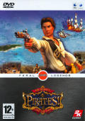 Sid Meier's Pirates!: Live the Life Macintosh Front Cover