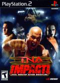 TNA iMPACT! PlayStation 2 Front Cover