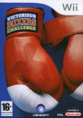 Victorious Boxers: Revolution Wii Front Cover