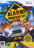 Emergency Mayhem Wii Front Cover