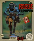 Rogue Trooper Atari ST Front Cover