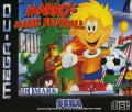 Marko SEGA CD Front Cover