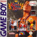 WWF King of the Ring Game Boy Front Cover