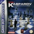 Virtual Kasparov Game Boy Advance Front Cover