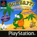 Schnappi: 3 Fun-Games PlayStation Front Cover