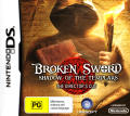 Broken Sword: Shadow of the Templars - The Director's Cut Nintendo DS Front Cover